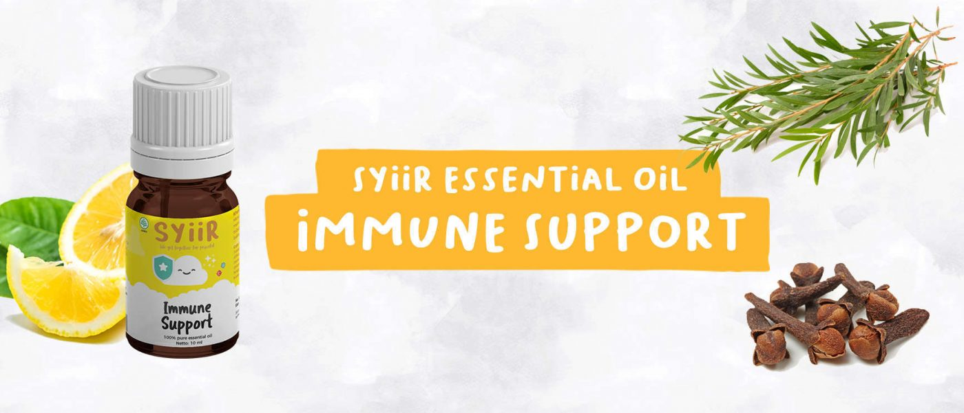 Syiir Essential Oil Immune Support